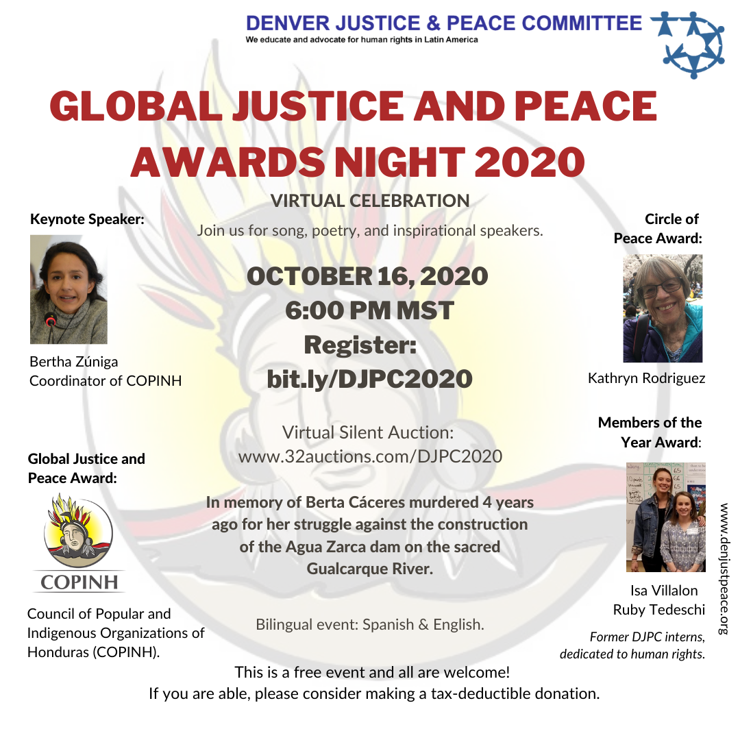 (English) You are invited to our Annual Awards Night: October 16th @ 6:00 pm