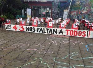 Ayotzinapa los 43 nos faltan a todos