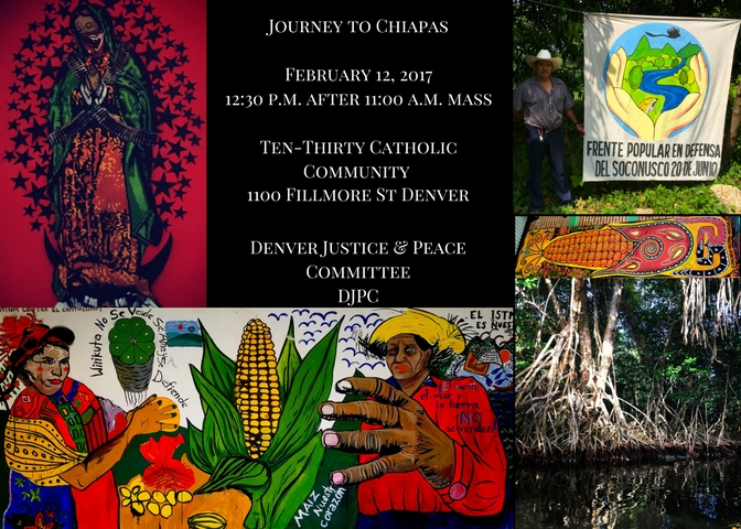 Journey to Chiapas: Accompaniment, Community, and Resistance
