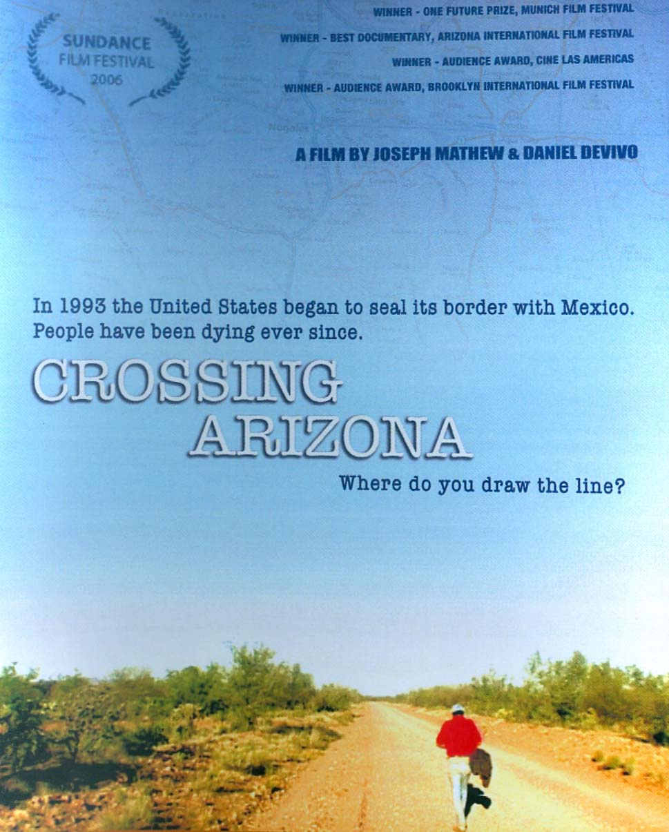 July Salon- Crossing Arizona