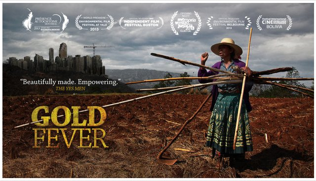 (English) Documentary Salon:  «Gold Fever»