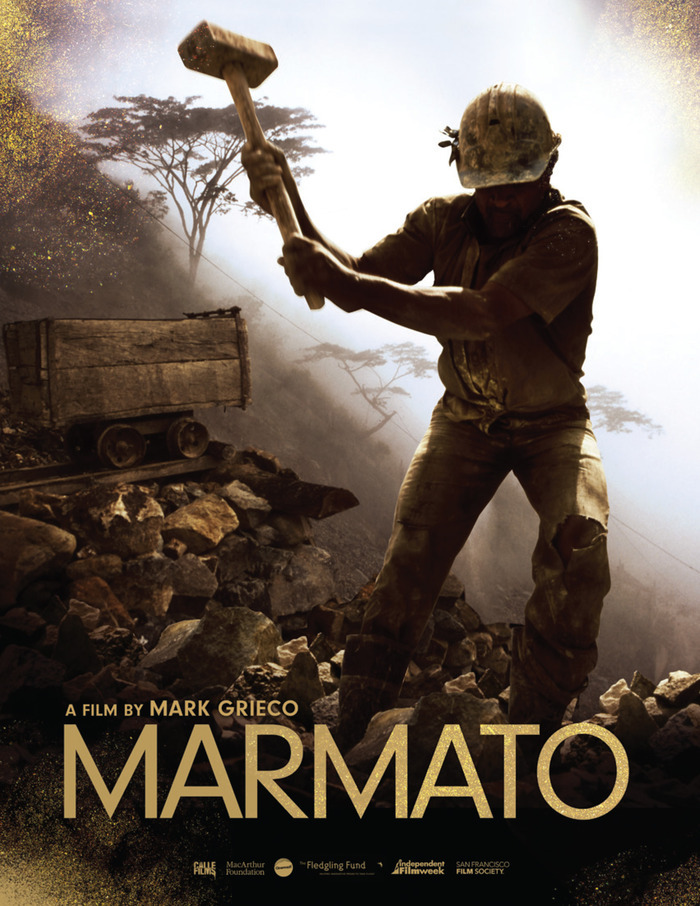Salon Screening: Marmato. September 15th @ 7:00 PM