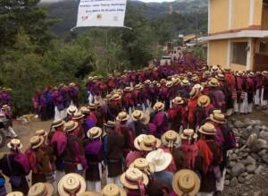 Community Consult in Huehuetenango