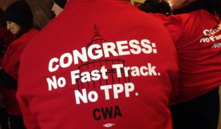 March 12th Salon:  TPP