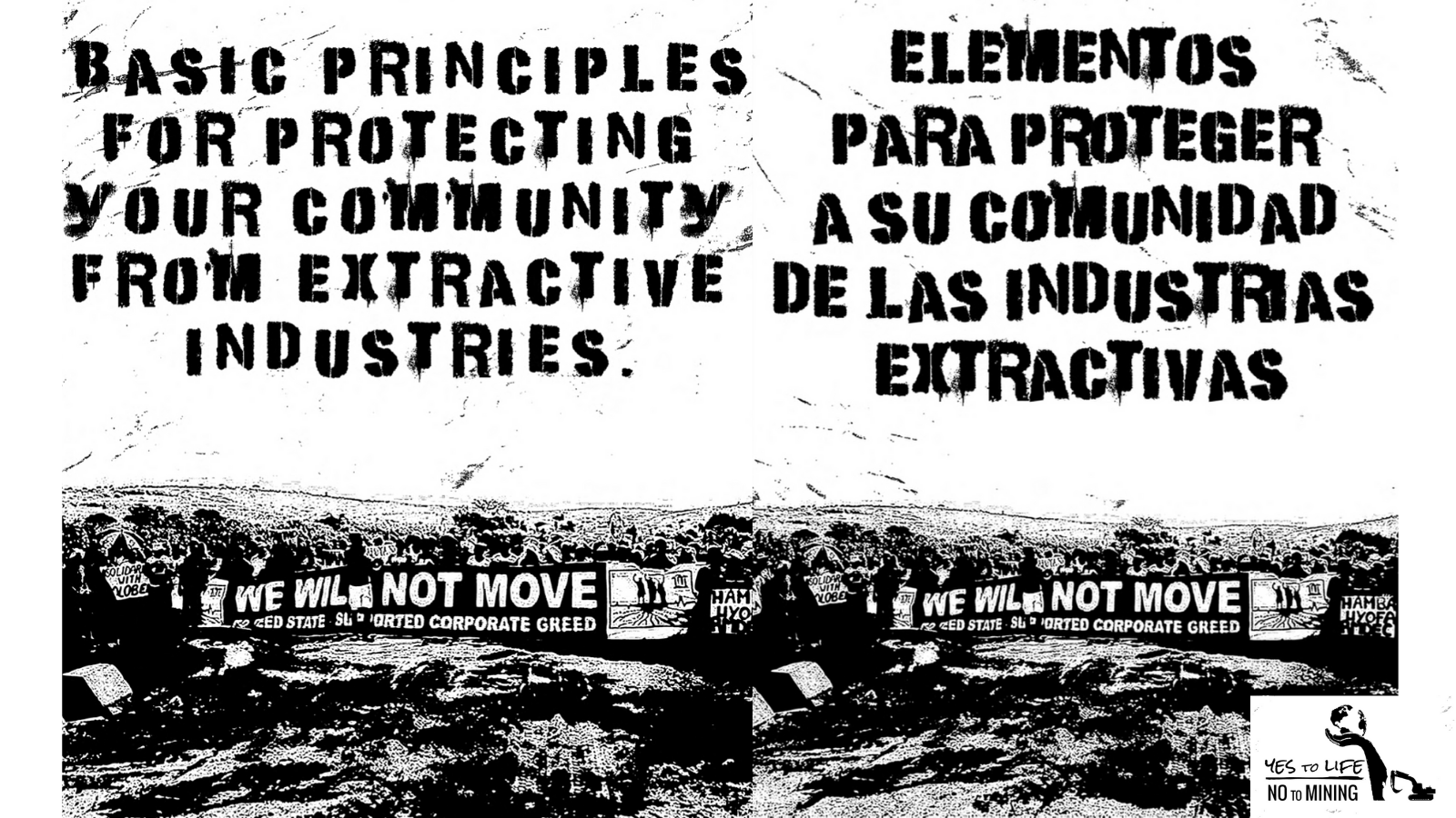 Guide to resisting mining – new edition released on the Global Day Against Mega Mining