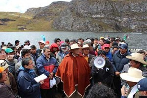 Yamacooha Lake protest