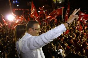 El Salvador Elections - Funez